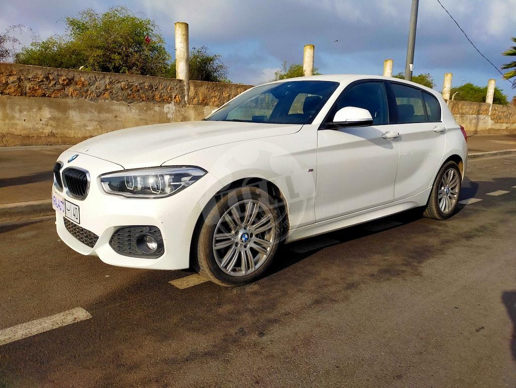 BMW Série 1 2017 CASABLANCA